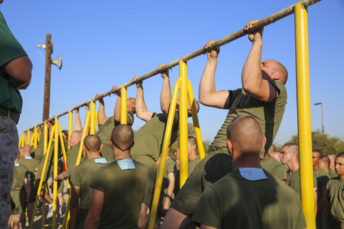 Marine Corps News: Corps Outlines New PFT, CFT, Body Composition Rules