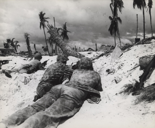 Marine Corps News: Marine Remains Found on Tarawa