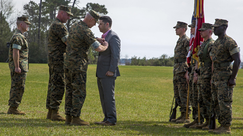 Marine Corps News: Marine Awarded Silver Star