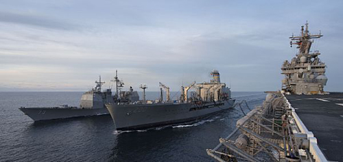 13th MEU, Boxer Amphibious Group Arrive Off Yemen