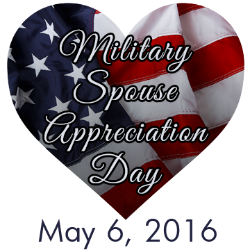 May 6 is Military Spouses Day