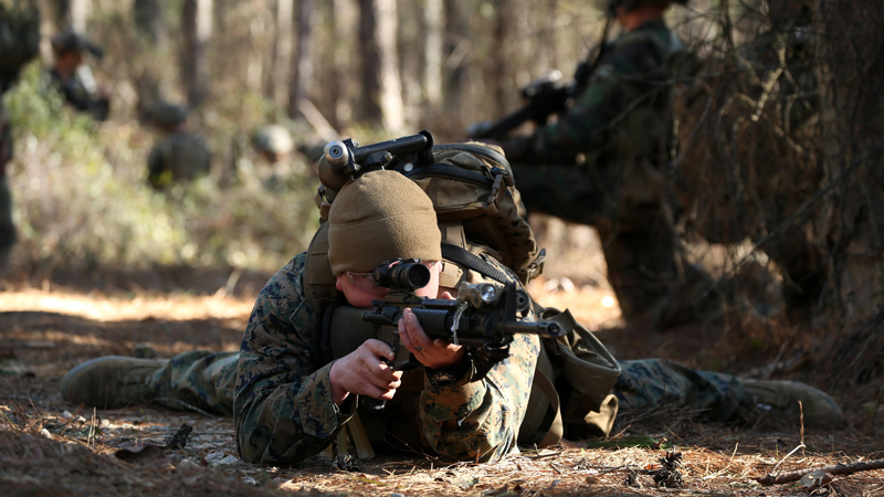 Marine Raiders Want New Technology