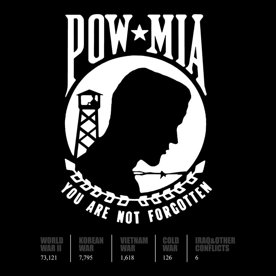 Marine Corps News:POW/MIA Day
