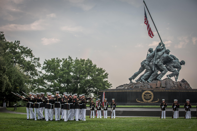 The Marine Corps May Change its Slogan