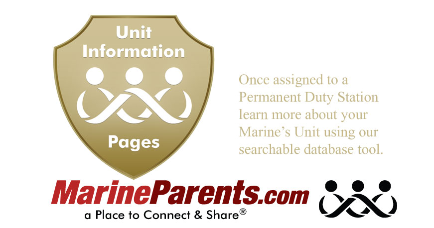 UIP - Unit Information Page from MarineParents com