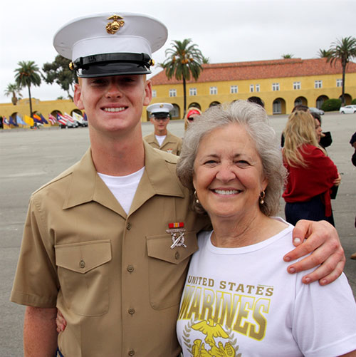 2017 MarineParents.com Volunteers of the Year