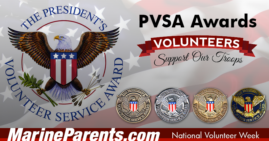 Presidential Volunteer Service Awards