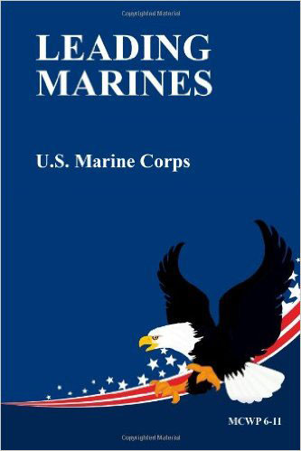 Leading Marines (MCWP 6-11)