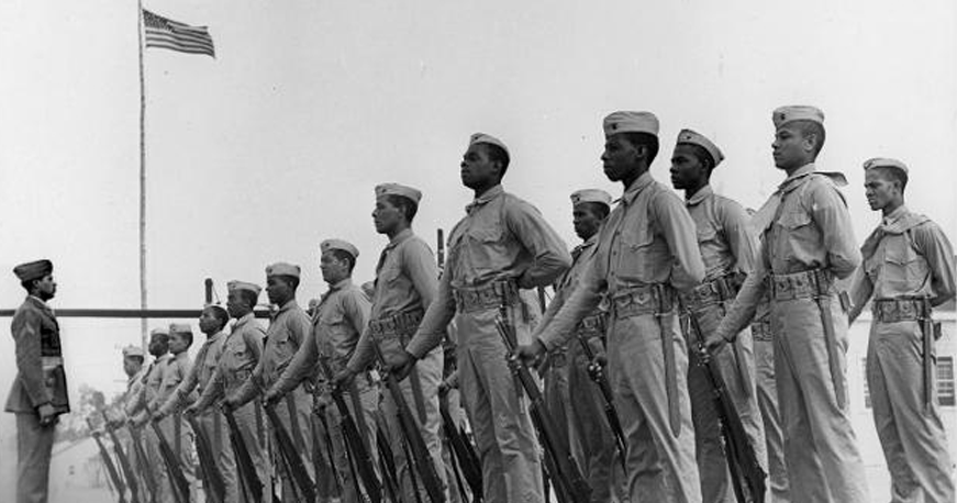 Montford Point Marines