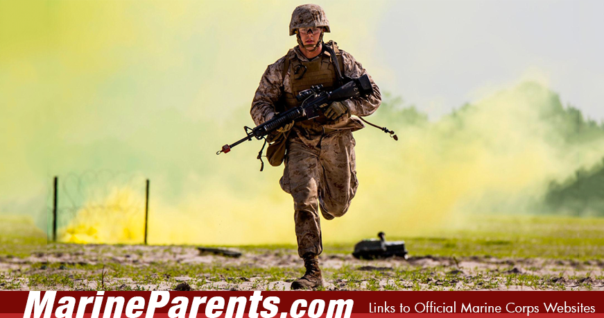 Marine Corps Official Websites