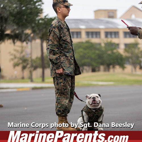 Weather at MCRD Parris Island Recruit Training Boot Camp Marine Corps