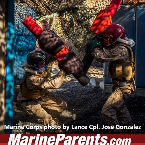 Weather at MCRD San Diego Recruit Training Boot Camp Marine Corps